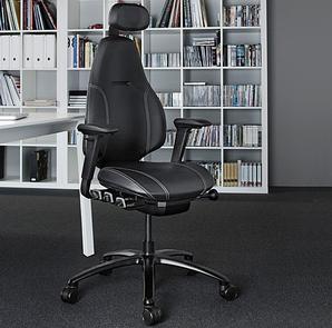 Bürostuhl RH Mereo 220 Design Schwarz
